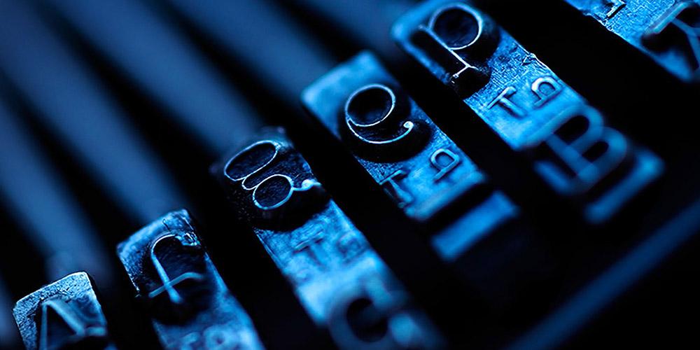 Consul Typewriter Pro: Typeface