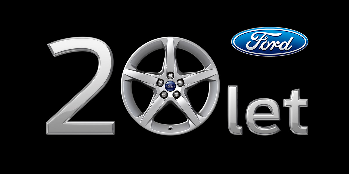 Ford 20th Anniversary