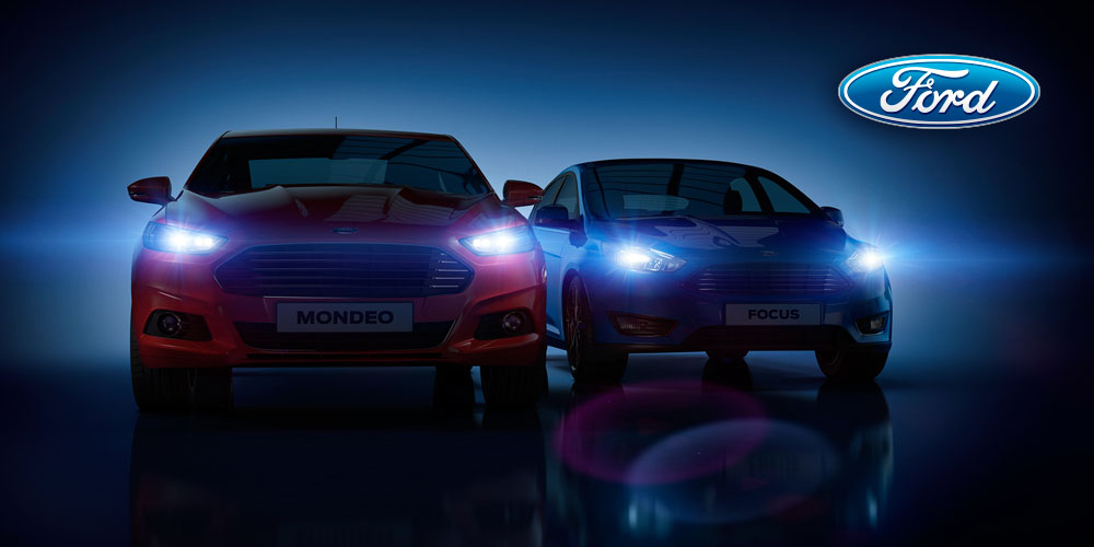 Ford Mondeo & Focus