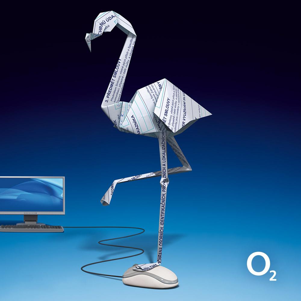 O2 Flamingo