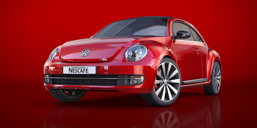Nestle New Beetle